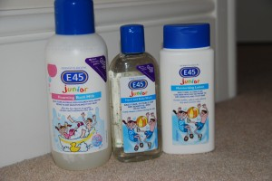 Eczema products for kids