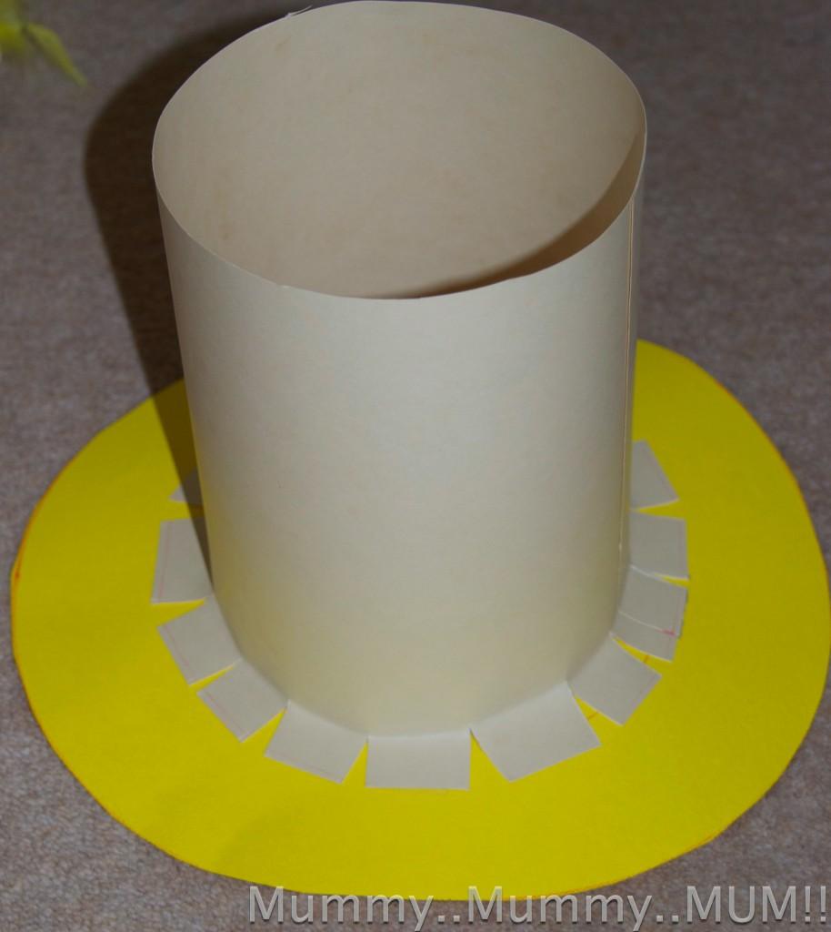 Easter bonnet for Easter bonnets templates