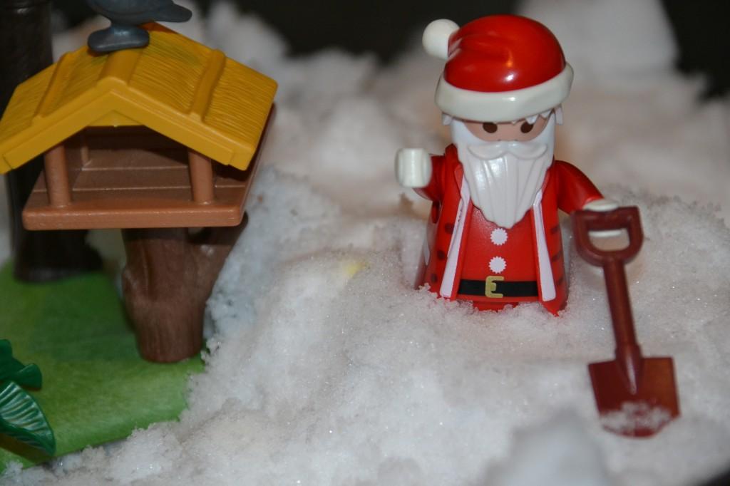 Playmobil Santa