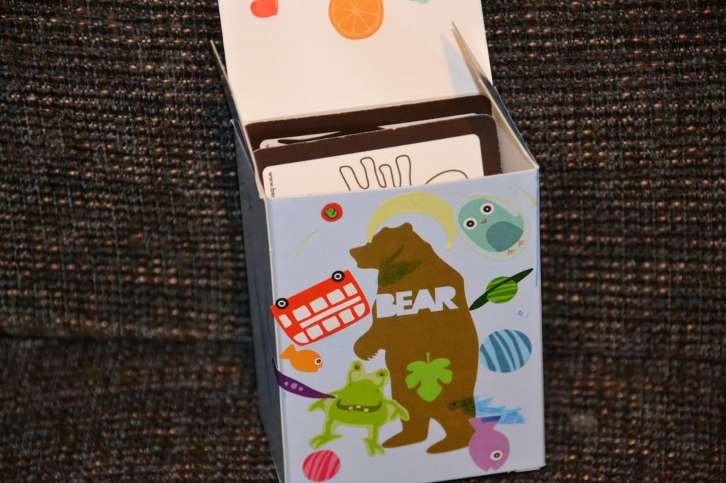 Bear Nibbles box