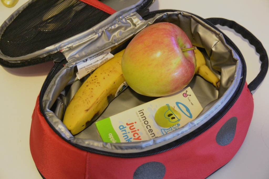 LittleLife Ladybird lunchpack