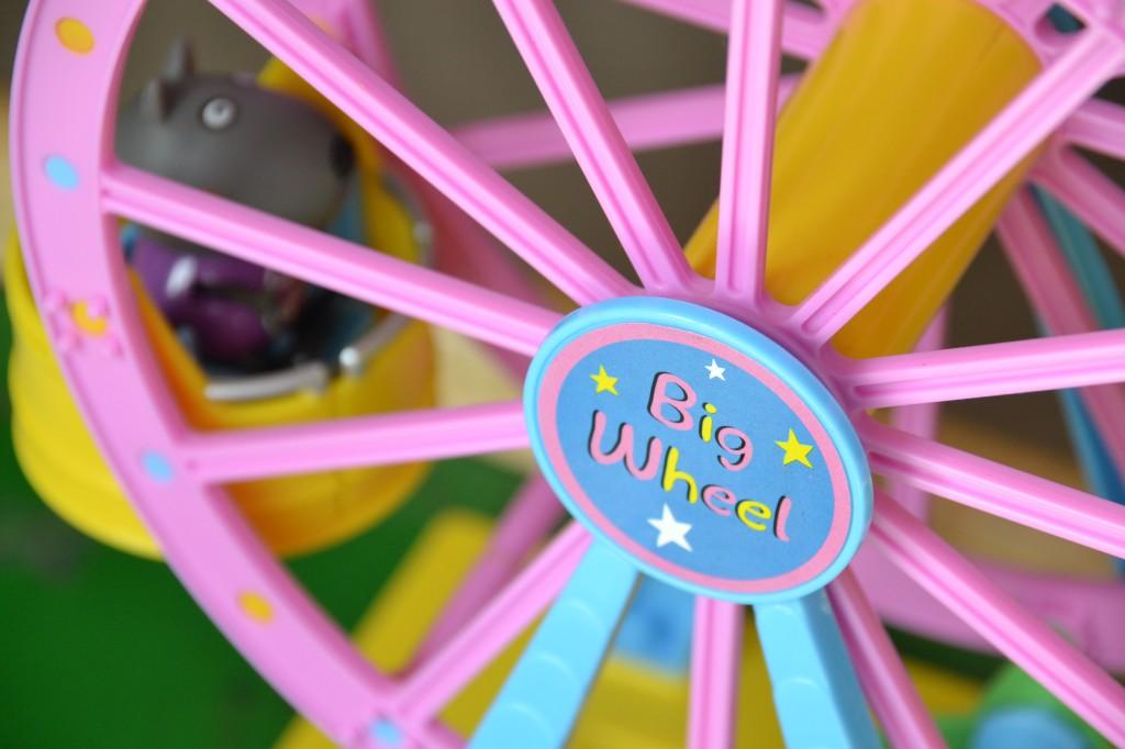 Peppa Pig theme park toys