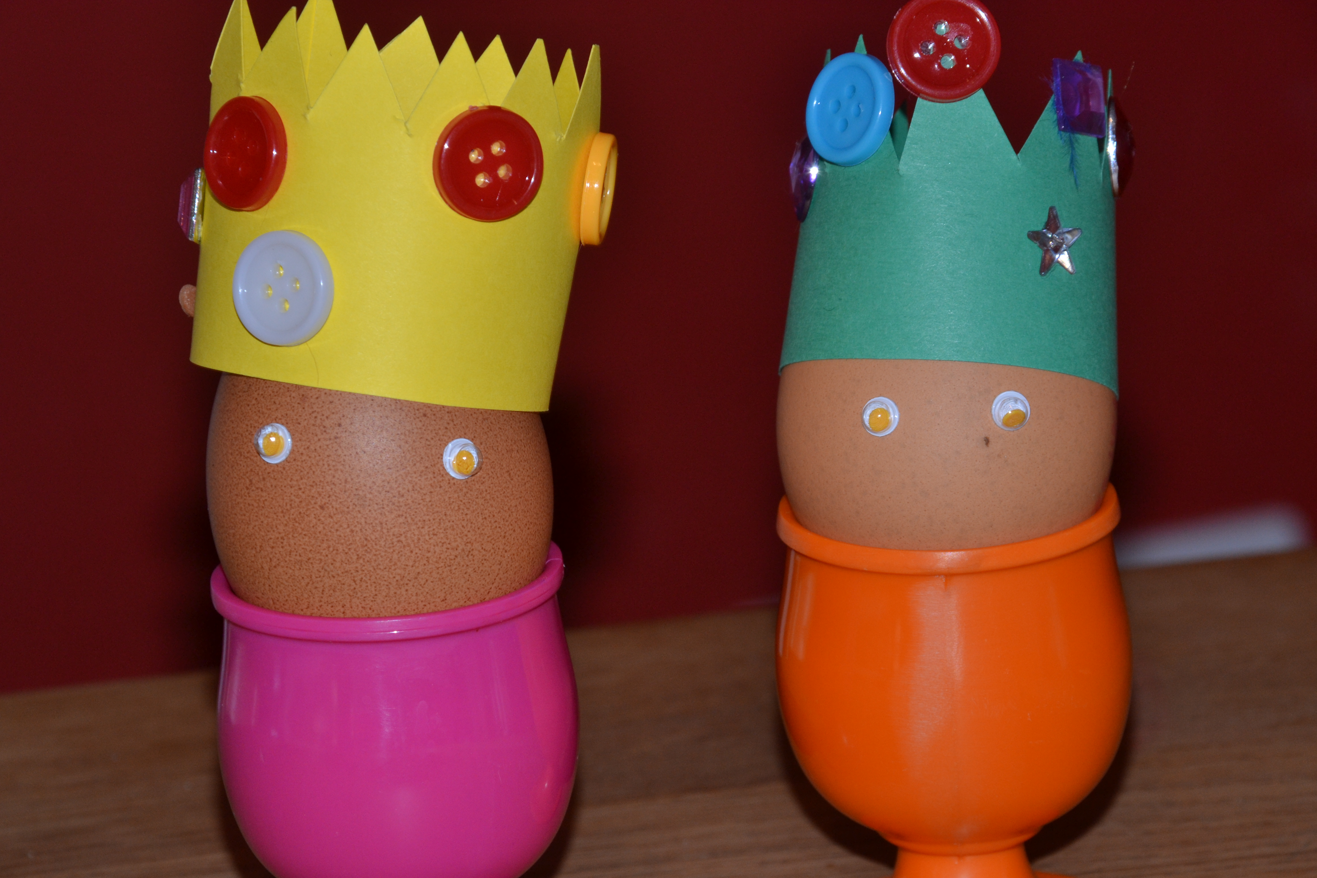 easter egg hats