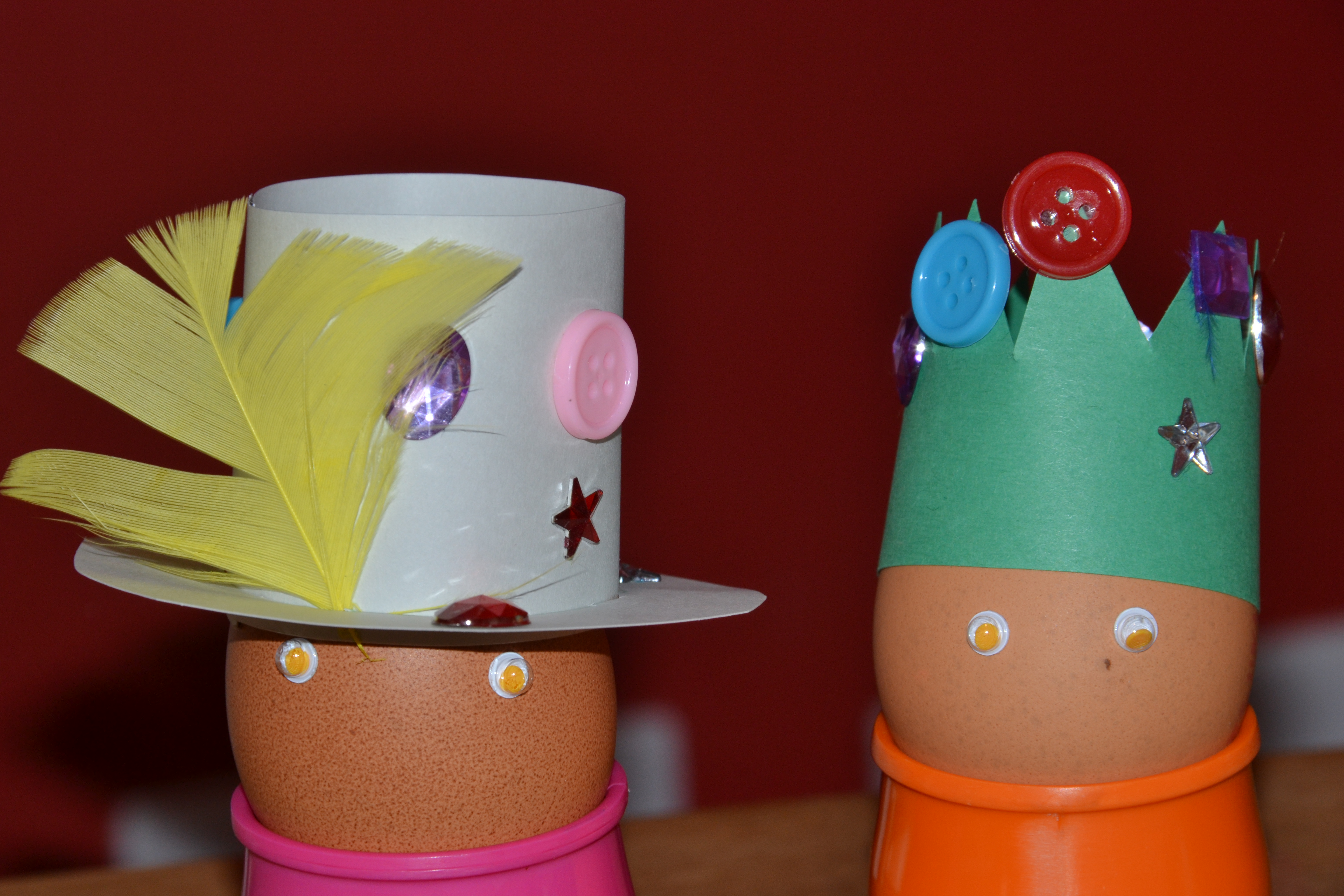 Preschool crafts for kids february 2014 for Craft hats for kids