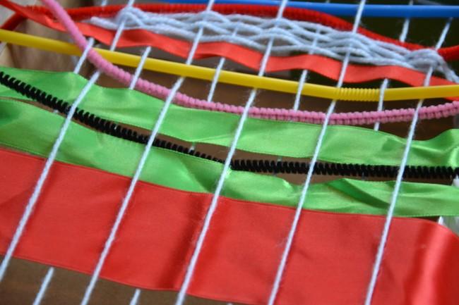 Fun with weaving