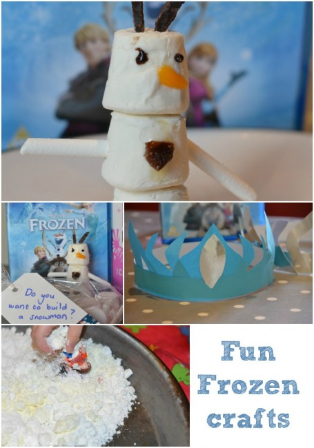 Frozen crafts