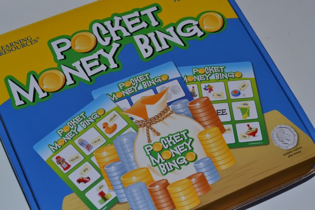pocket money bingo
