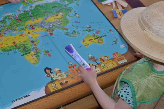 Leapfrog Interactive World Map.Leapfrog Interactive World Map
