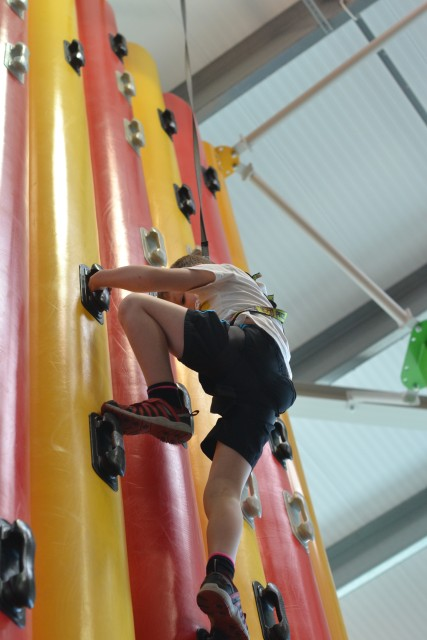 Rock Up Climbing Wall