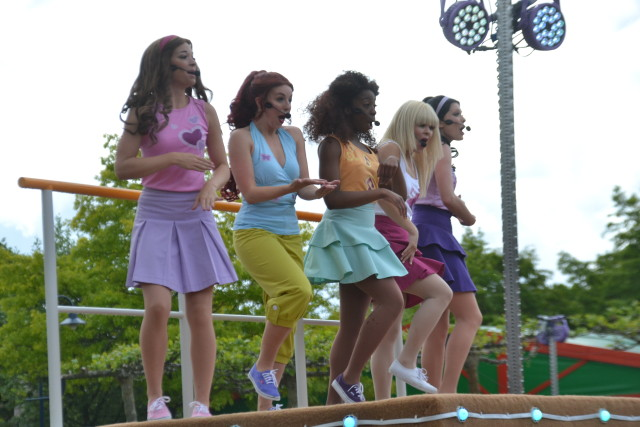 LEGO Friends Show