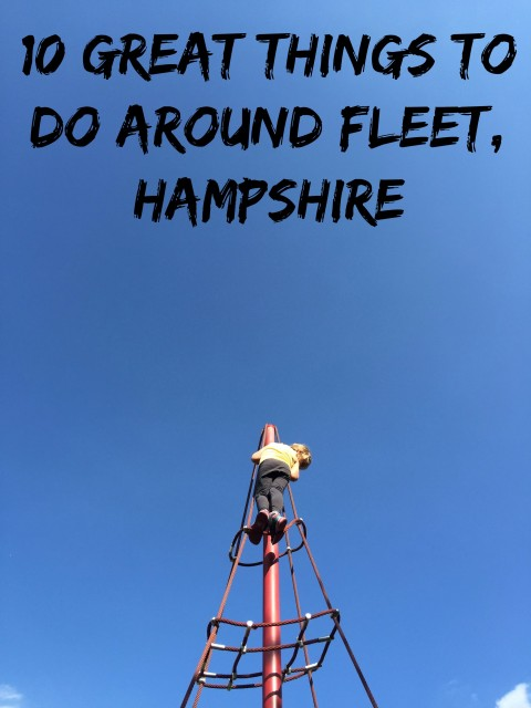 Things to do in fleet