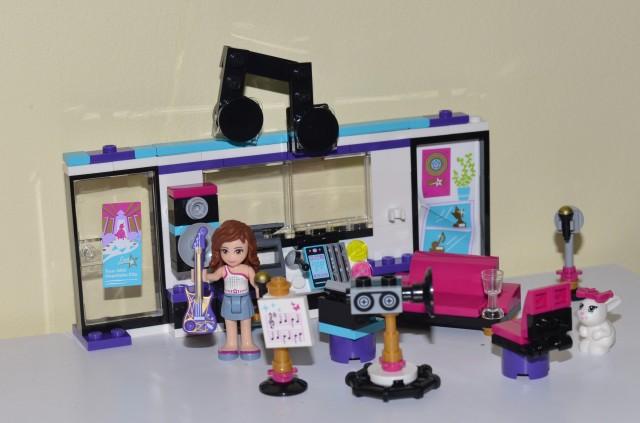 Lego Friends Pop Star