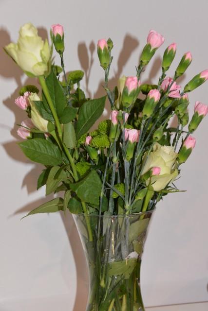 Postabloom flowers