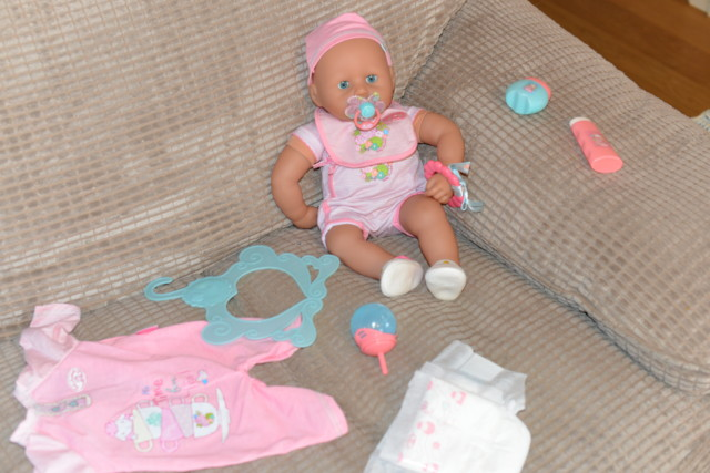 Baby Annabell Special care set