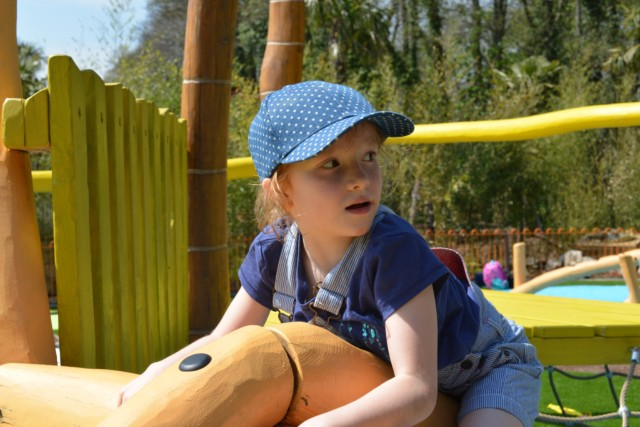 Play area Paultons Park
