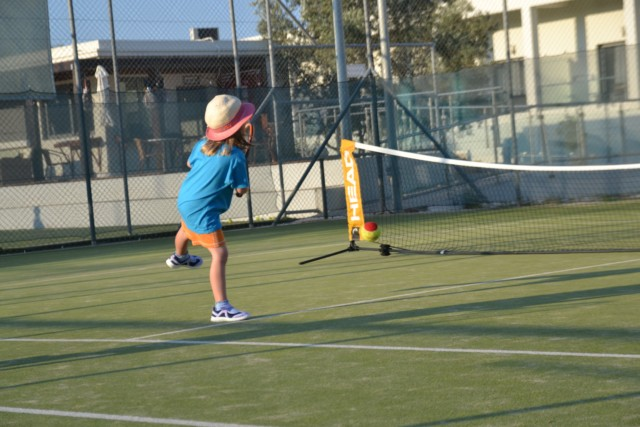 Tennis at Levante