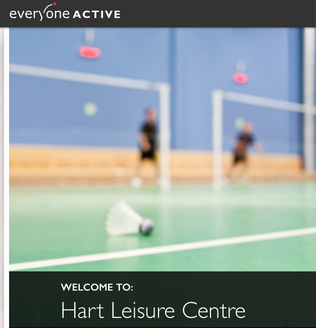 Everyone Active Hart