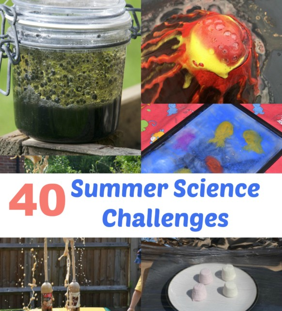 summer science challenge