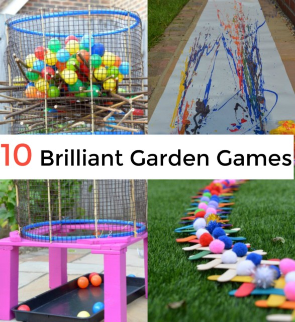 brilliant garden games