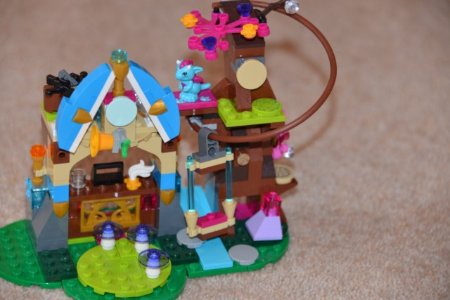 LEGO elves school of dragons