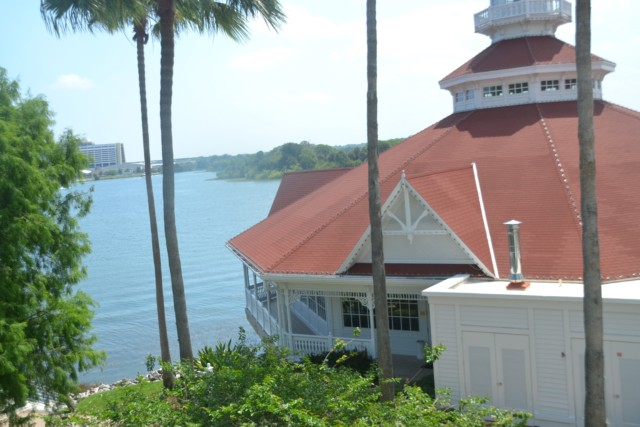 Grand Floridian Balcony View