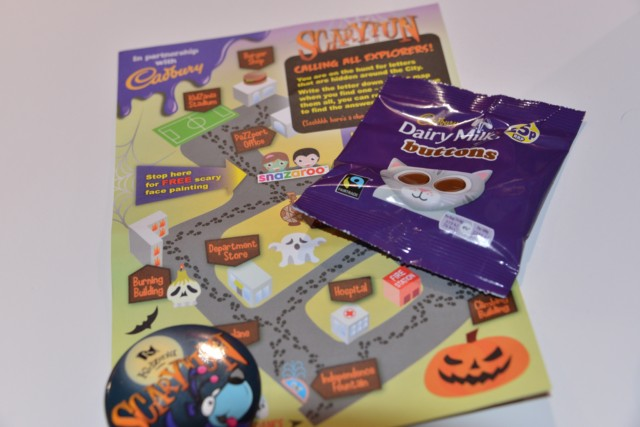 Halloween Trick or Treat Trail at KidZania