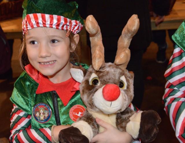 Toy Reindeer - Lapland UK