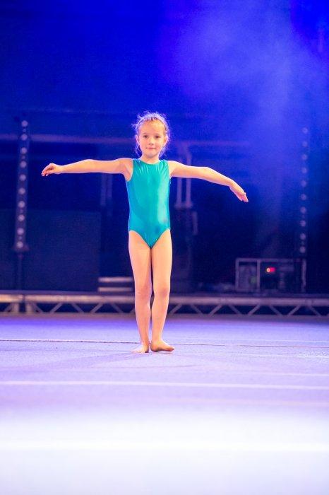 gymnastics show