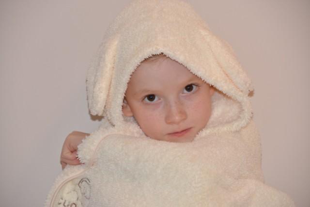 CuddleDry snuggle Bunny