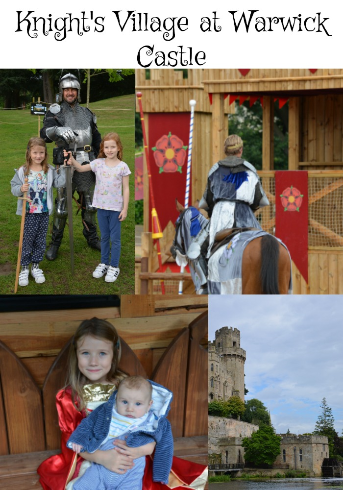 Knight's Village at Warwick Castle