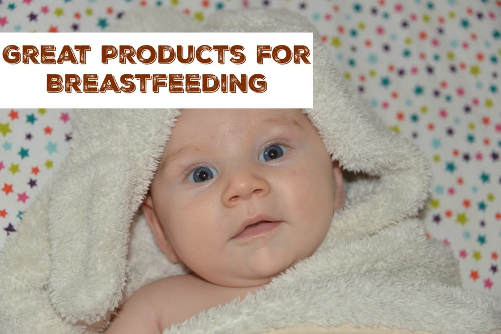 Great Breastfeeding Products