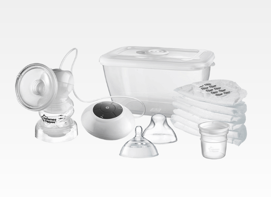 Tommee Tipppee Closer to Nature Breast Pump