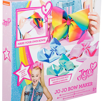 JoJo Bows and Bow Maker Set
