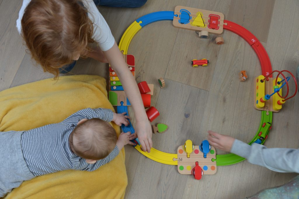 Five Great Wooden Toys