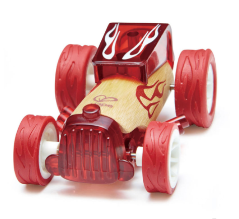 Hape wooden toy Cars