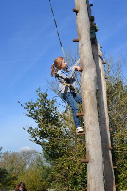 Hobbledown climbing