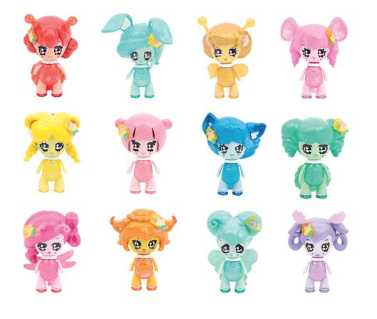 Rainbow Glimmies