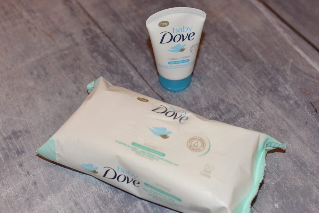 Baby Care Products from Baby Dove