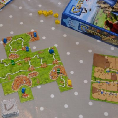 Carcassonne and When I Dream