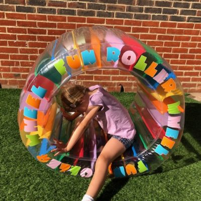 Great Garden Toys – Roller Wheel