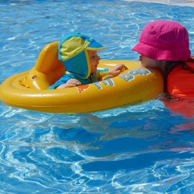 Top tips for keeping a baby cool in summer