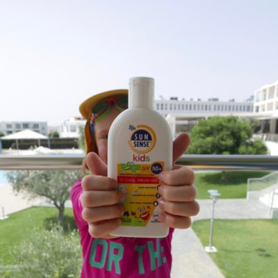 Great sunscreen for kids ( and grown ups )