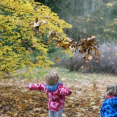 Stickman fun at Westonbirt Aboretum