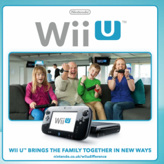 Nintendo Wii U – Fun for all the family