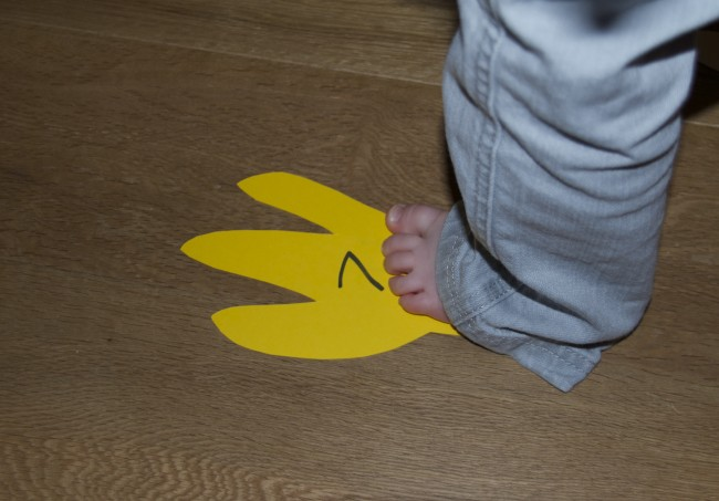 Reading and Dinosaur Footprints – helping kids to read