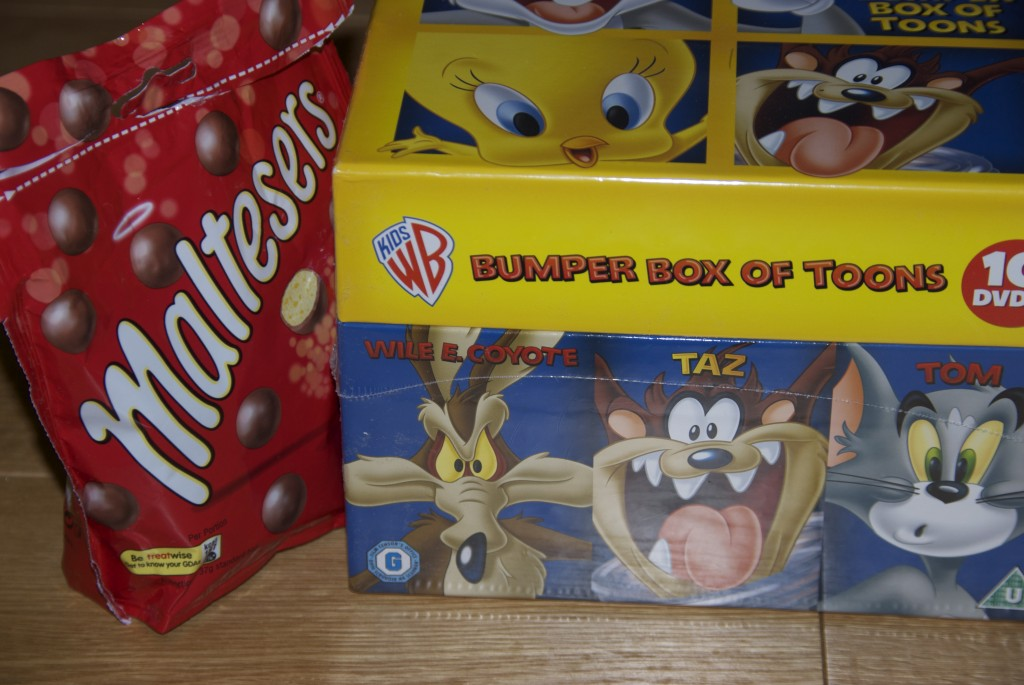 A big treat from Warner Brothers