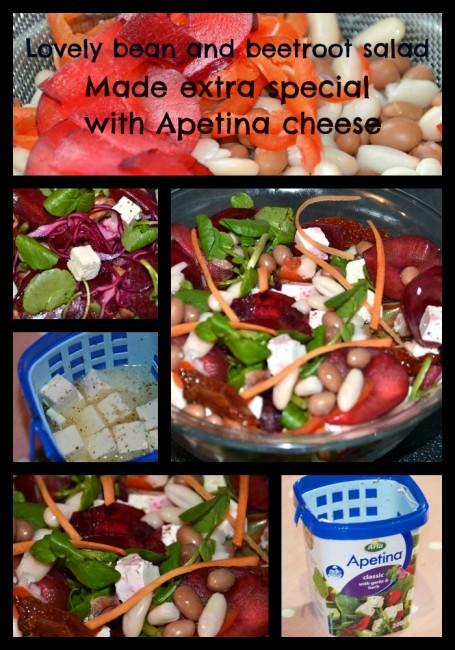 Apetina salad