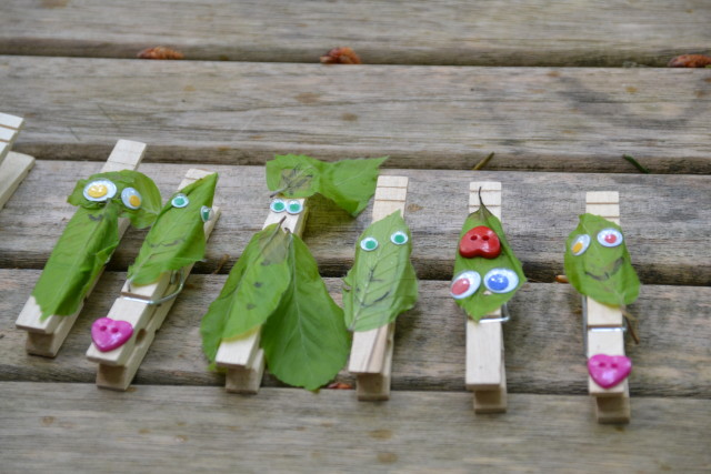 peg leaf people