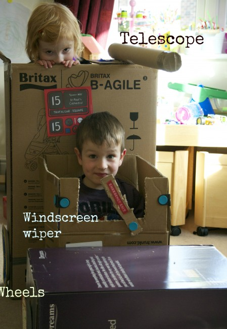Little Builders – 13th October