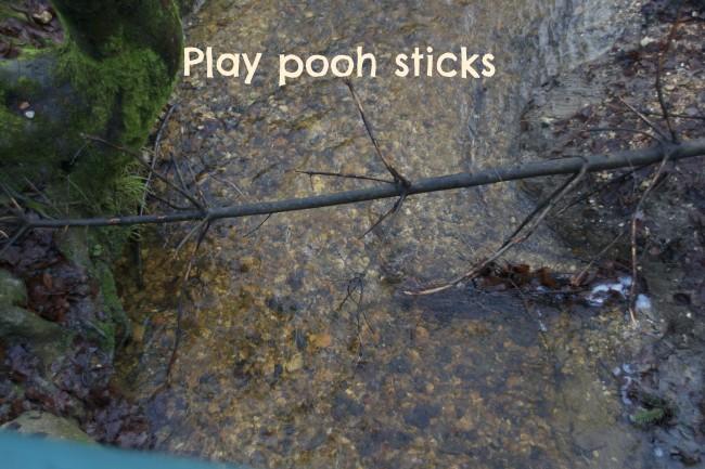 pooh sticks